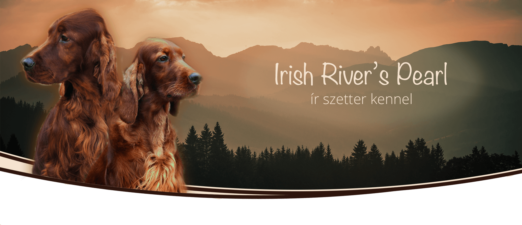 Irish Rivers Pearl - fejléckép